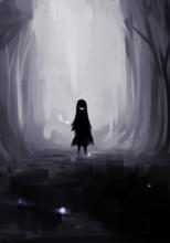 Герой и болотная девочка