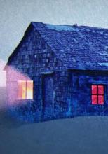 3 ночи в доме с призраками