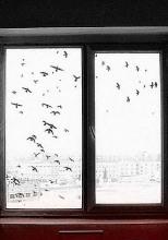 Окно наружу