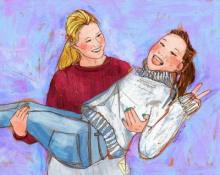 О чудесах и женской дружбе