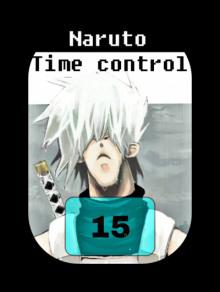 В мире Наруто со способностью контролировать время [Том 14-15]