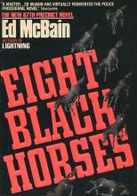 Восемь чёрных лошадей